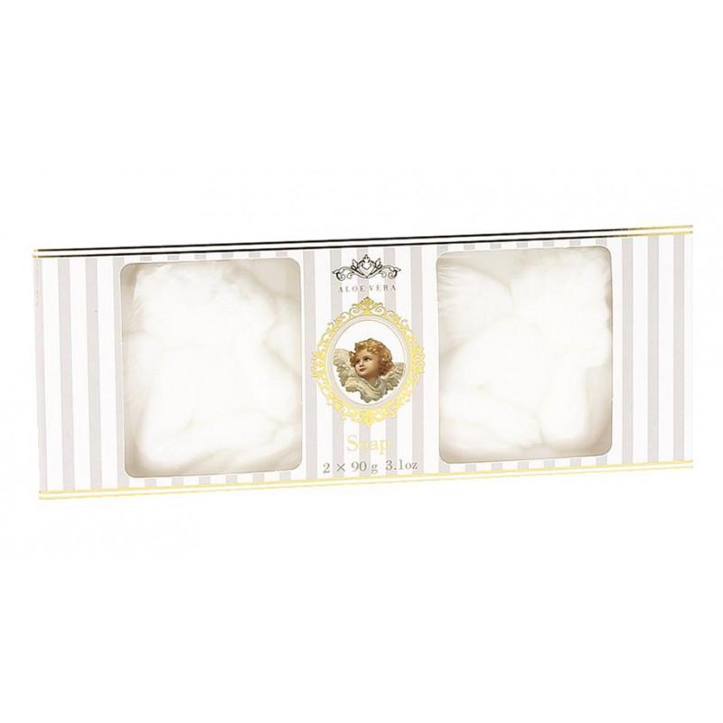 coffret bain femme ange l 39 aloe vera bulle chic. Black Bedroom Furniture Sets. Home Design Ideas